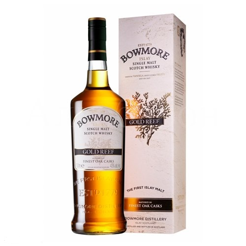 Bowmore Gold Reef - Боумор Голд Риф