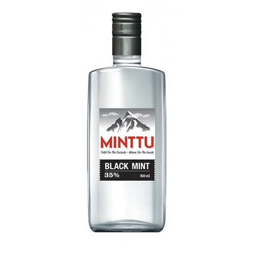 Minttu Black Mint - Минту Блек Минт