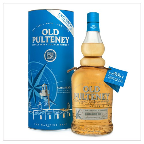 Old Pulteney Noss Head - Олд Палтни Носс Хэд