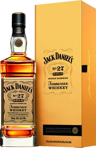 Jack Daniel's Gold №27 Double Barreled - Джек Дэниелс Голд №27 Дабл Баррелед