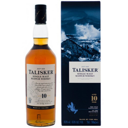 Talisker 10 years old - Талискер 10 летней выдержки