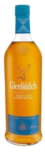 Glenfiddich Cask Collection Select Cask Solera Vat №1 - Гленфидик Селект Каск Солера Вот №1