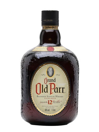 Grand Old Parr 12 years old - Гранд Олд Парр 12 летней выдержки