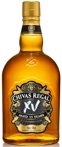 Chivas Regal 15 years old - Чивас Регал 15 летней выдержки