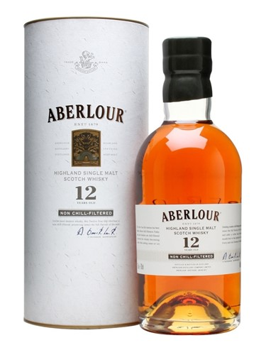 Aberlour 12 years old Non-Chill-Filtered - Аберлау 12 летней выдержки