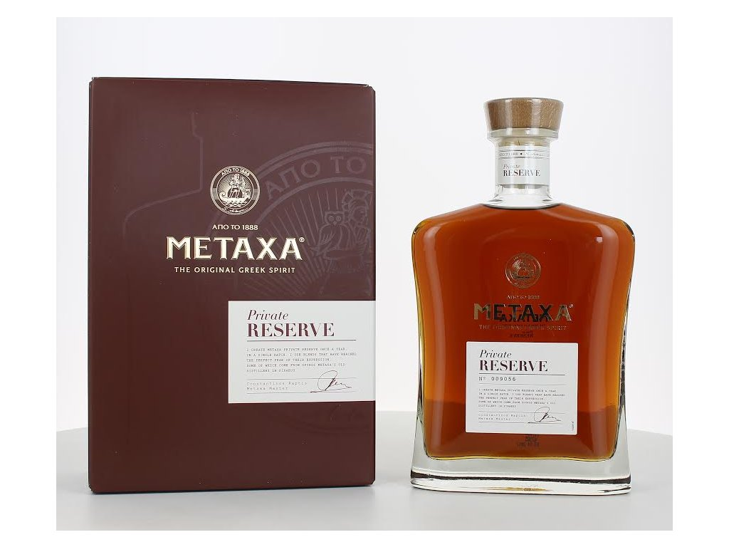 Metaxa Private Reserve - Метакса Приват Резерв