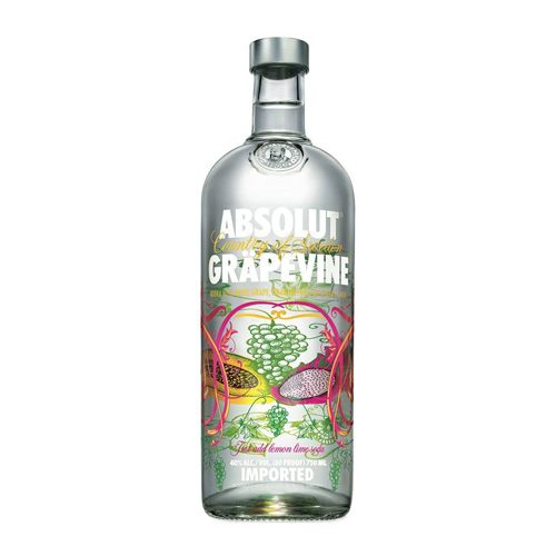 Absolut Grapevine - Абсолют Виноград