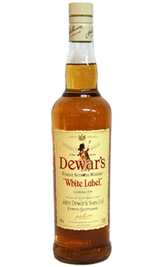 Dewars White Label - Дюарс Уайт Лейбл